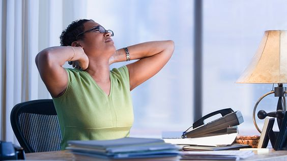 Pain Preventing Stretches To Do At Work By Jennifer Acosta Scott
