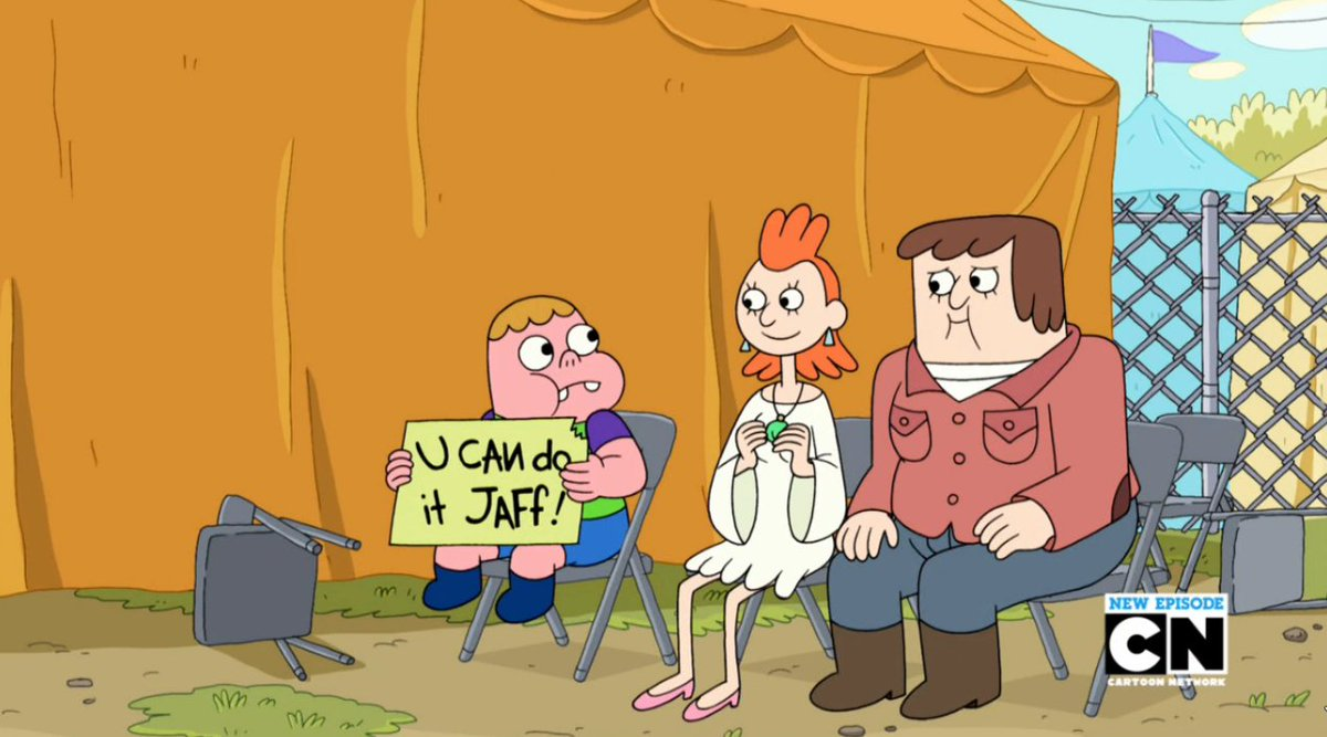 "cartoon network's ""clarence"" features loveable lesbian moms"